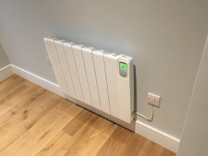 Electric Radiators Installation